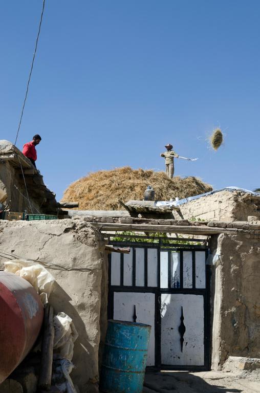 Koerdisch dorp