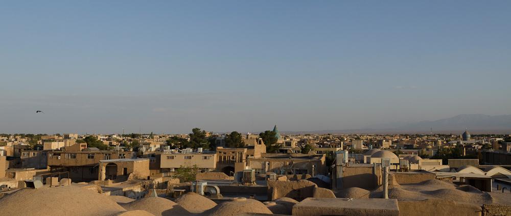 Kashan-bazaar