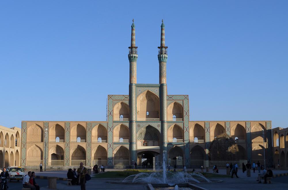 Amir-Chakmak, Iran, Yazd