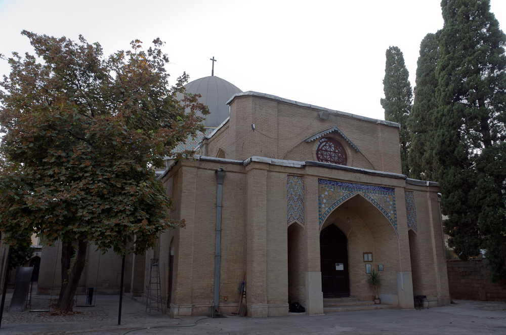 Shiraz, Anglican church of St Simon the Zealot