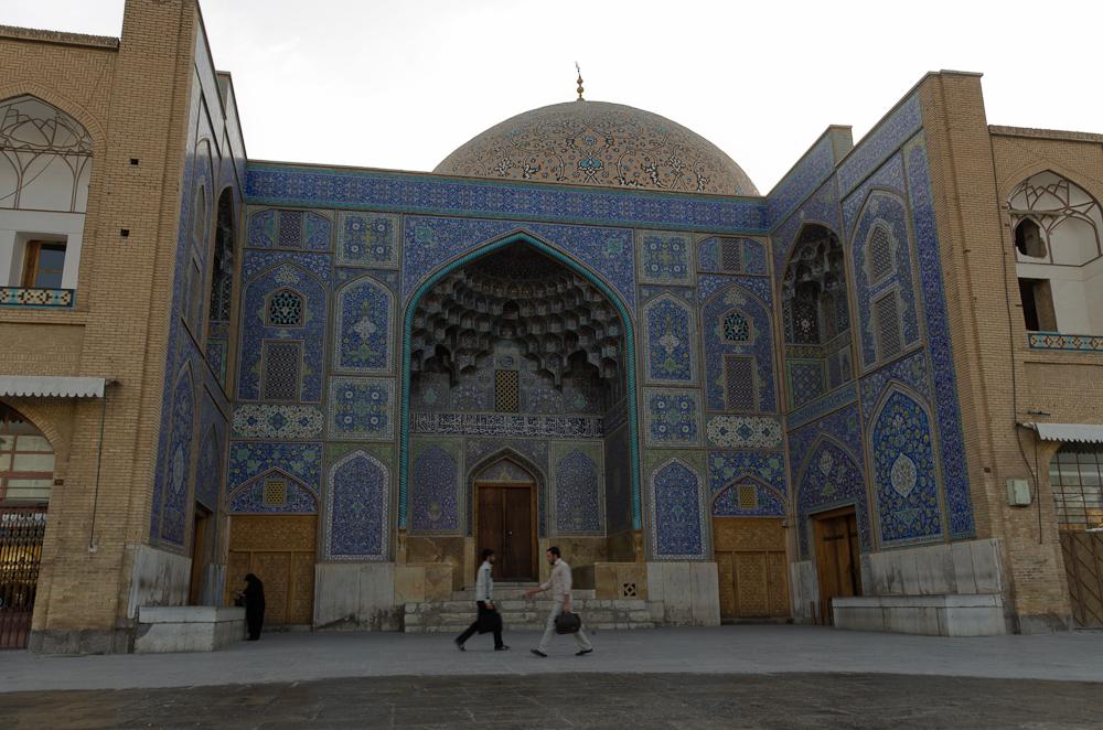 Isfahan, Sheikh Lotfollah Mosque,