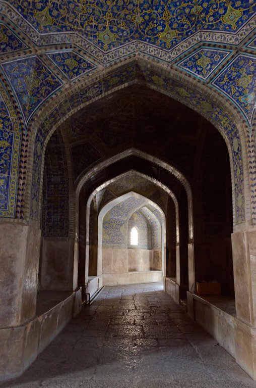 Isfahan, Imam Mosque