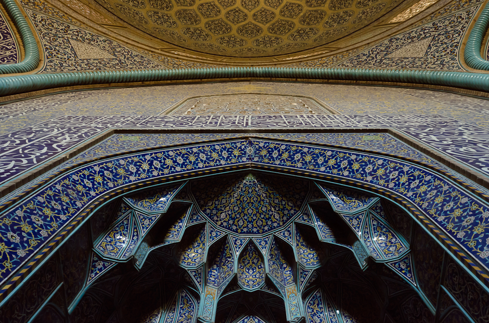 Isfahan, Sheikh Lotfollah Mosque