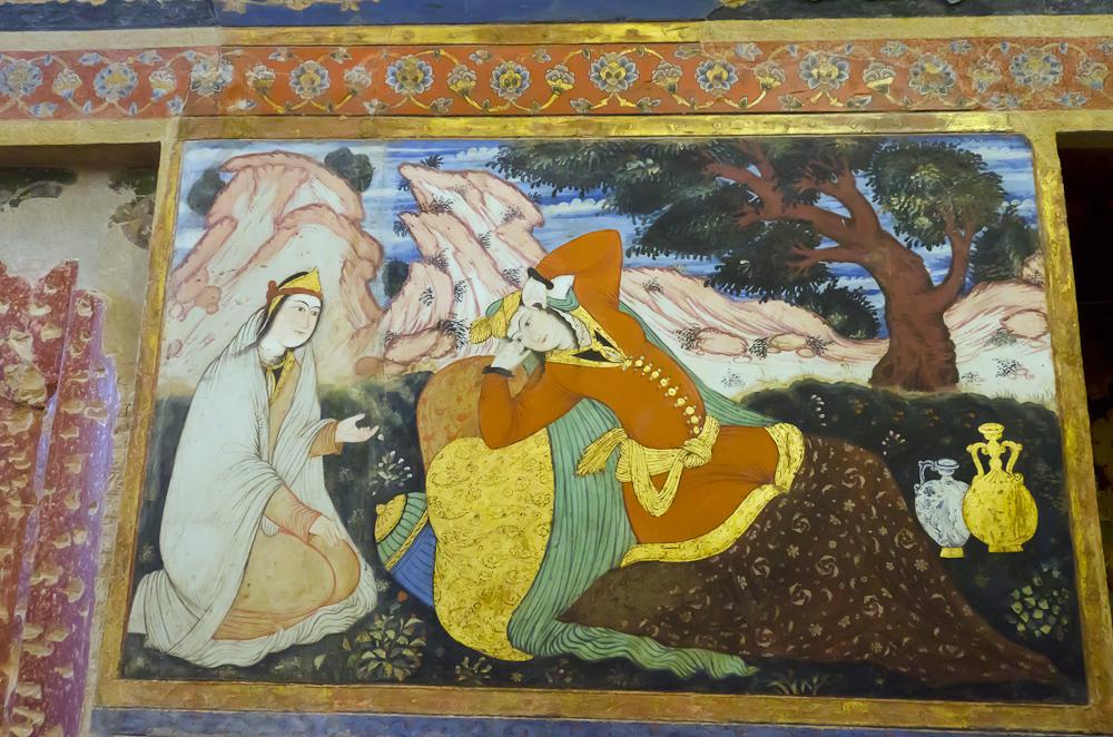 Isfahan, Chehel Sotun Palace