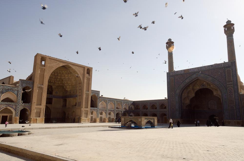 Isfahan, Jameh Moskee