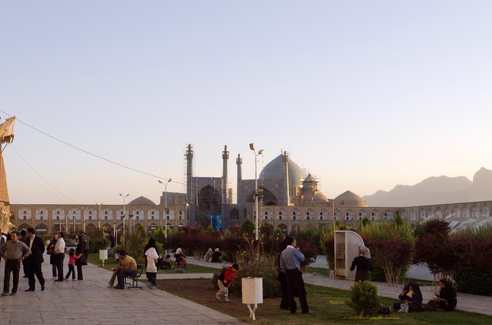 Isfahan, Imam Square