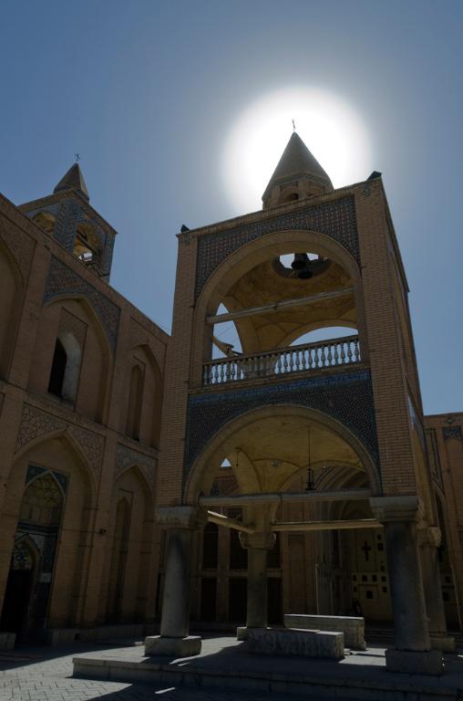 Isfahan, Vank Cathedral,