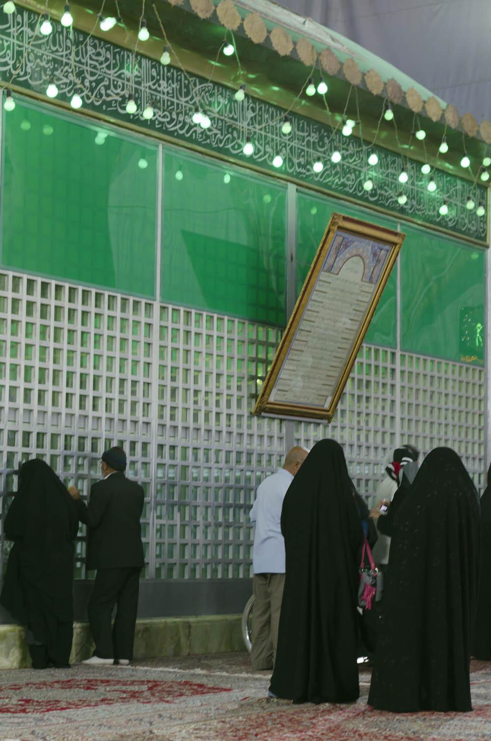Khomeini - Mausoleum