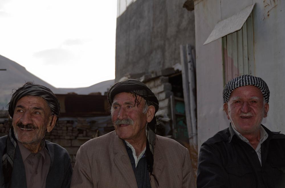 sanandaj-oude-mannen