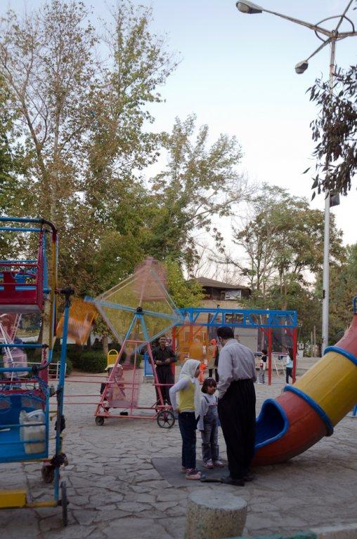 sanandaj-parkje